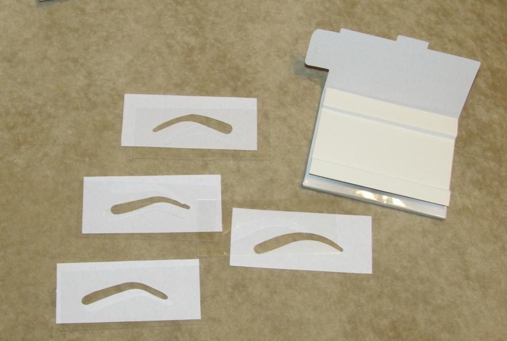 Бумажные трафареты