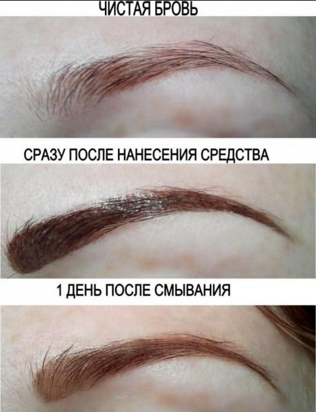 Эффект от маркера