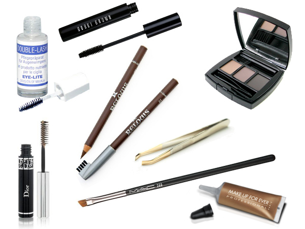 Косметика для бровей: профессиональные декоративные средства для макияжа
