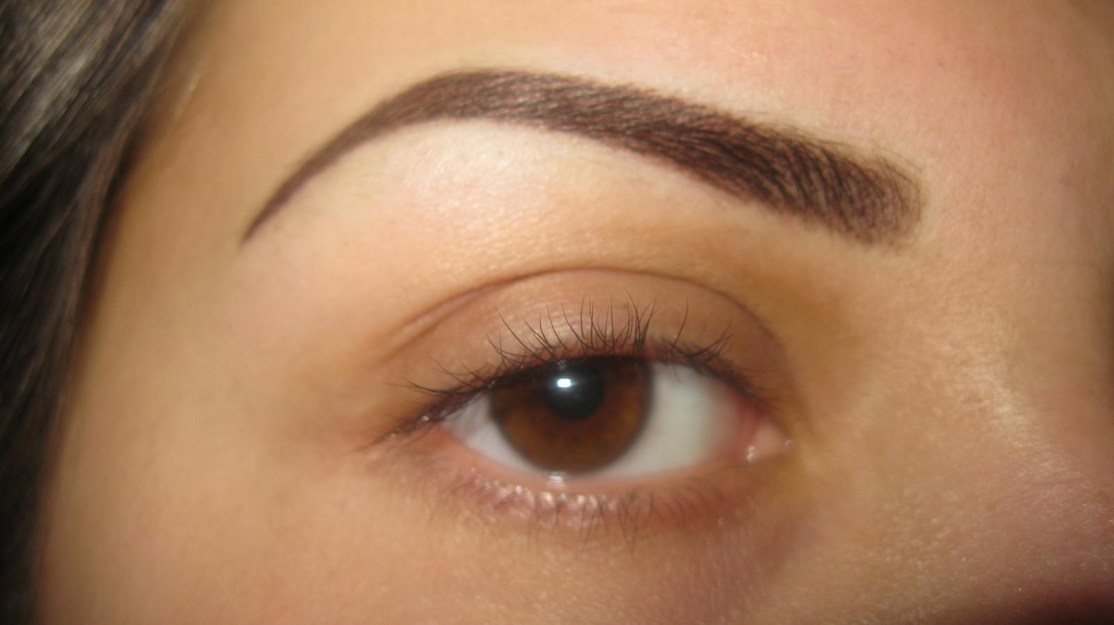 Как научится делать перманентный макияж