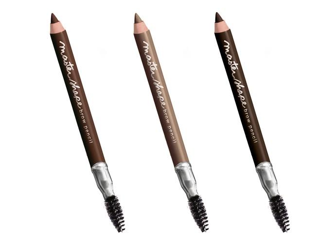 Карандаш для бровей: как красить и поэтапно рисовать красивую форму?