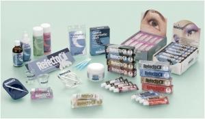 Краска для бровей Refectocil: средство для бровей и ресниц, воздействие на волосы